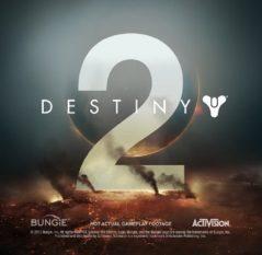 Bungie revela o primeiro trailer de Destiny 2