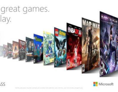 "Xbox anuncia seu novo serviço ""Game Pass"""