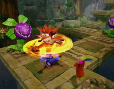 Novo vídeo de Crash Bandicoot N. Sane Trilogy mostra fase de Crash Bandicoot 2