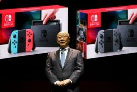 Switch já vendeu mais de meio milhão no Japão