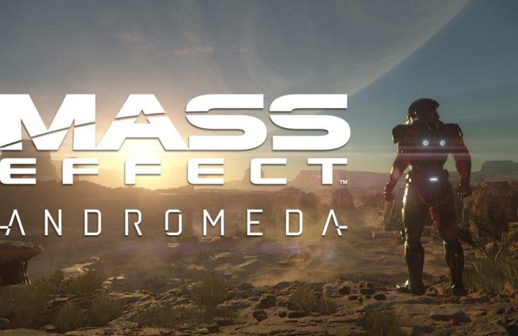 Bioware comenta sobre as críticas em Mass Effect Andromeda