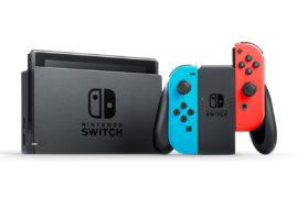 Jornal Wall Street diz que Nintendo dobrará produção do Switch