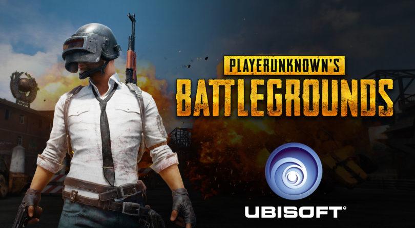 Ubisoft e Battlegrounds CEO faz um anuncio sobre