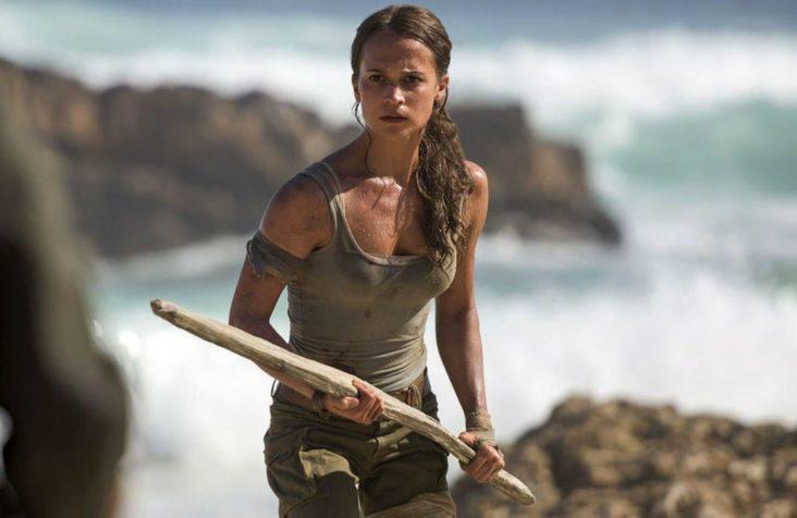 Saiu o trailer do Tomb Raider