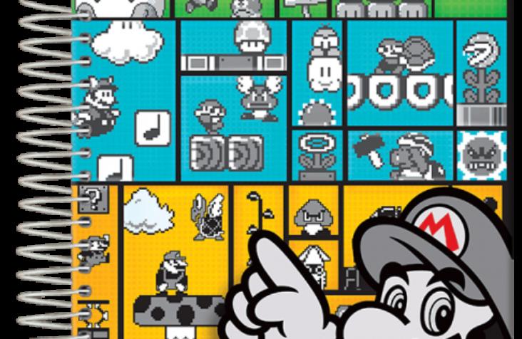 Agenda Super Mario World 2018