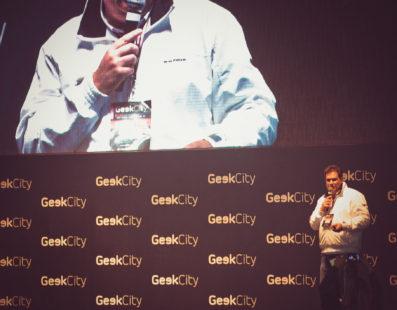 Lançamento nacional do HP Sprocket foi na Geek City