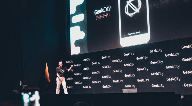 Geek city trouxe conversa ao vivo com Inteligência Artificial