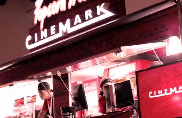 A Cinemark está confirmada na #BGS 10