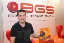 Marcelo Tavares – criador da Brasil Game Show