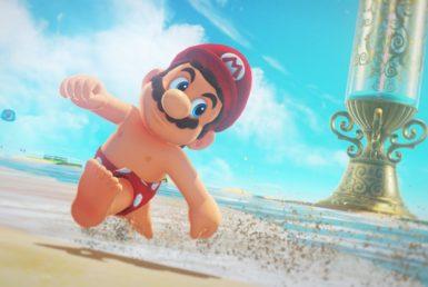 Trailer do Super Mario Odyssey mostra muitas novidades