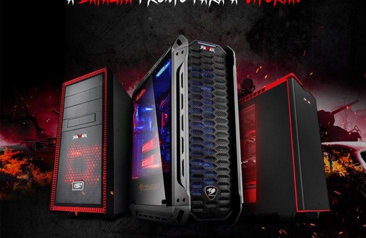 Rawar lança linha de computadores gamers na BGS10