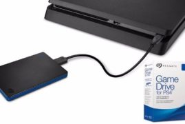 Seagate Game Drive, um disco externo para Playstation de 2TB