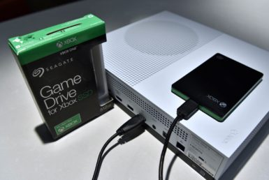 Game Drive SSD da Seagate para Xbox
