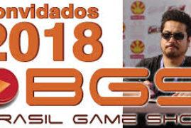 Katsuhiro Harada está confirmado na BGS 2018!